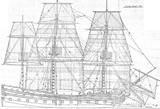 Слава России, 66-пушечный корабль, 1733