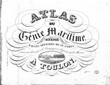 Атлас кораблей Франции XIX века
