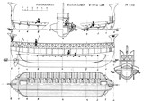 Боевой корабль, Финикийский , X в.д.н.э