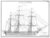 Montebello, French 120-gun Ship-of-the-Line, 1839