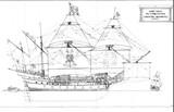 Santiago De Compostelo, galleon, 1540