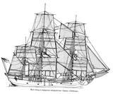 Endeavour, HMS, 1764