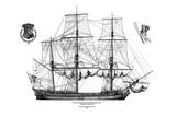 Espanola, Fragata de 22 canones