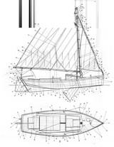 Flattie, Яхта