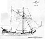 Grose, Яхта, 1678