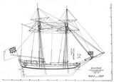 Halifax, Schooner, 1768-1775
