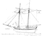 Hannah, Шхуна, 1775