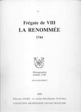 La Renommee, Fregate de VIII, 1744