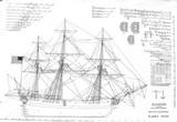 Raleigh, USS, Фрегат, 1776