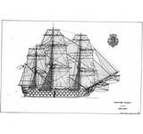 Santisima Trinidad, 1805