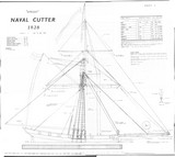 Speedy, HMS, Cutter, 1828