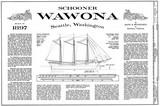 Wawona, Schooner, 1897