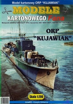 Destroyer ORP Kujawiak